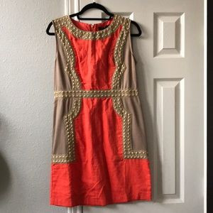 THML Sleeveless Shift Dress
